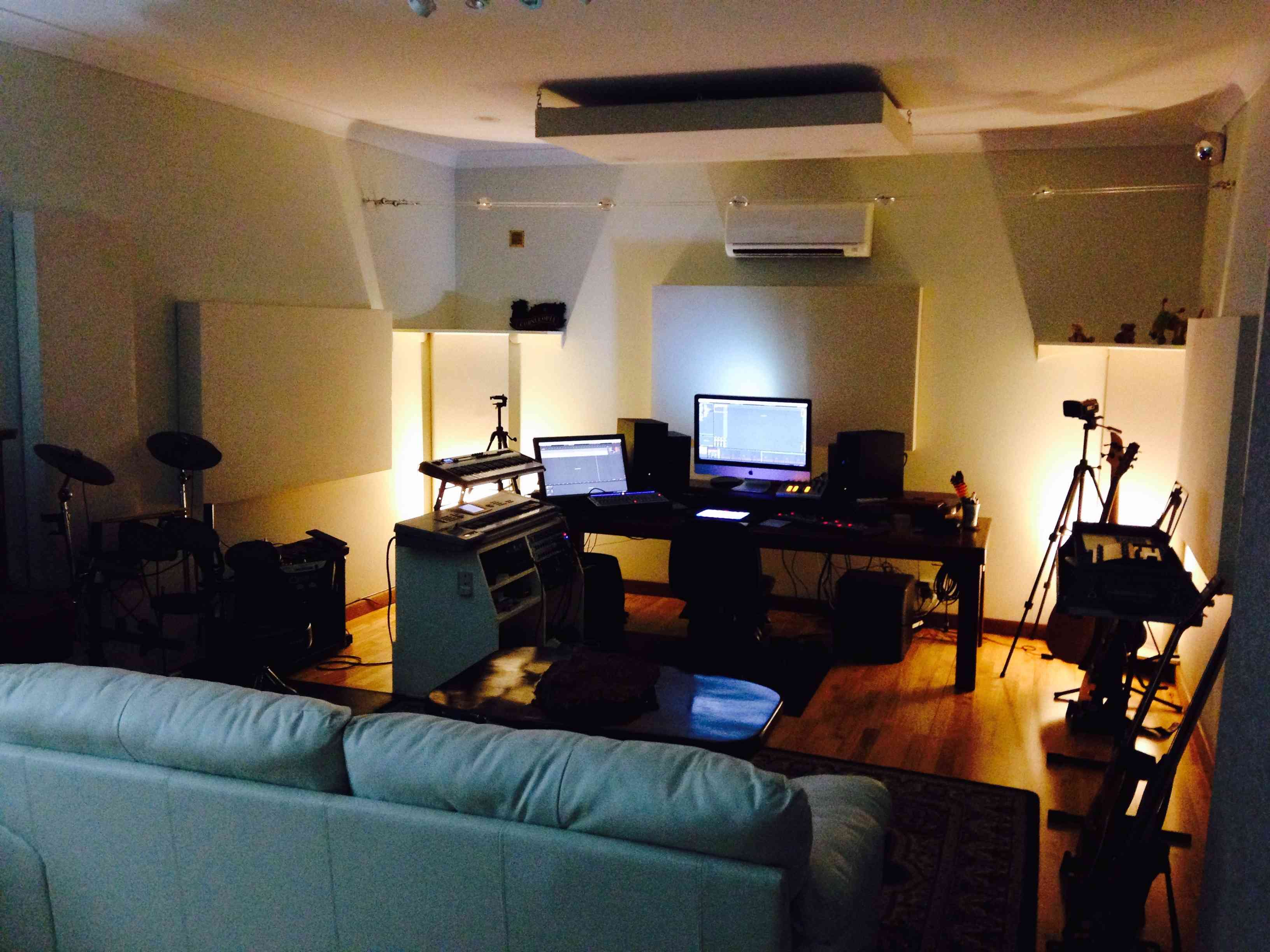 Ktown Productions Recording Studio